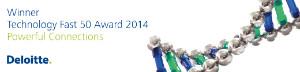 Deloitte - Fast 50 Award