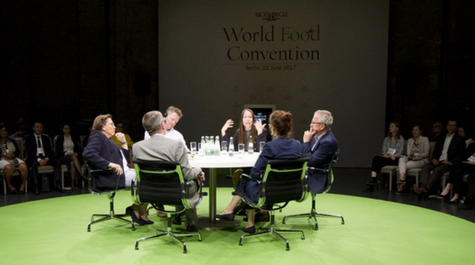 World food convension participants