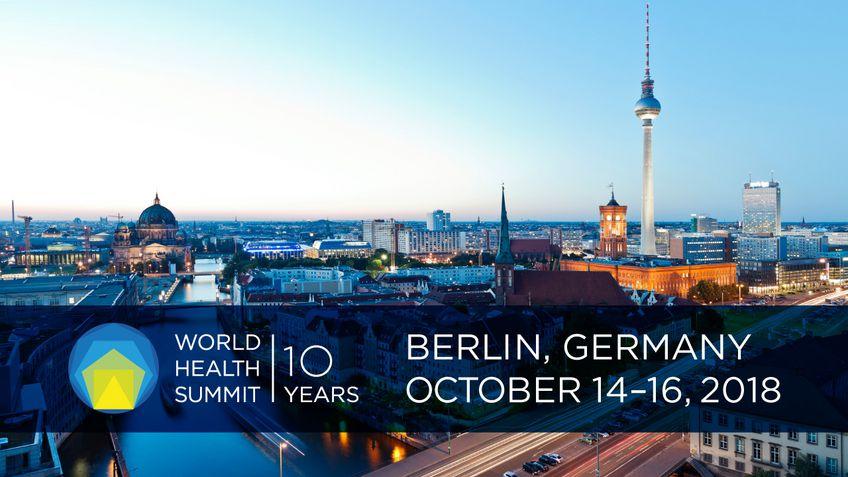 world health summit berlin october 2018