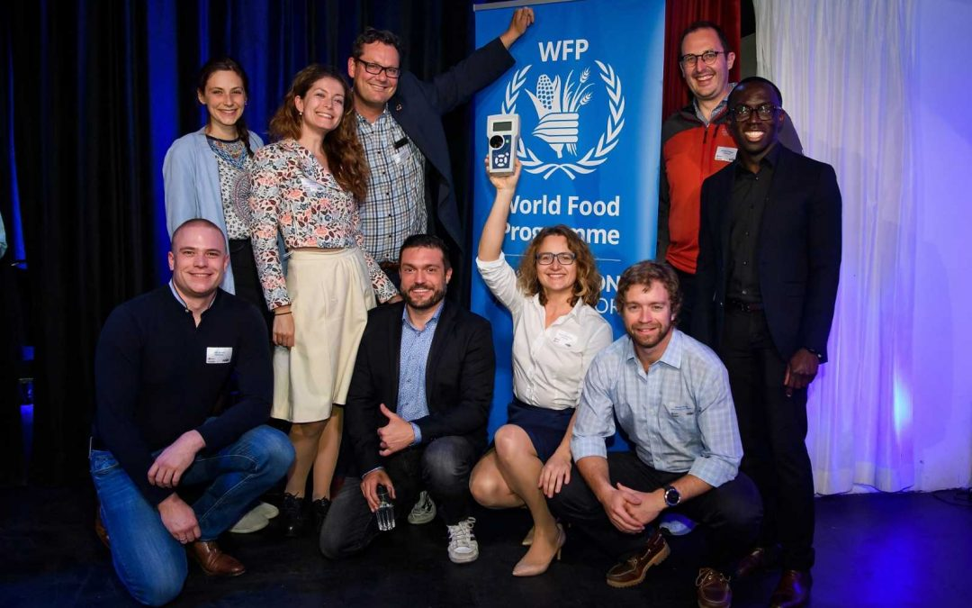 BioAnalyt's Experience at the WFP & Cargill Innovation Bootcamp