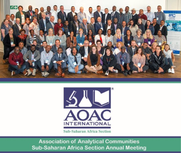 BioAnalyt at the 2nd AOAC Sub-Saharan Africa Annual Meeting