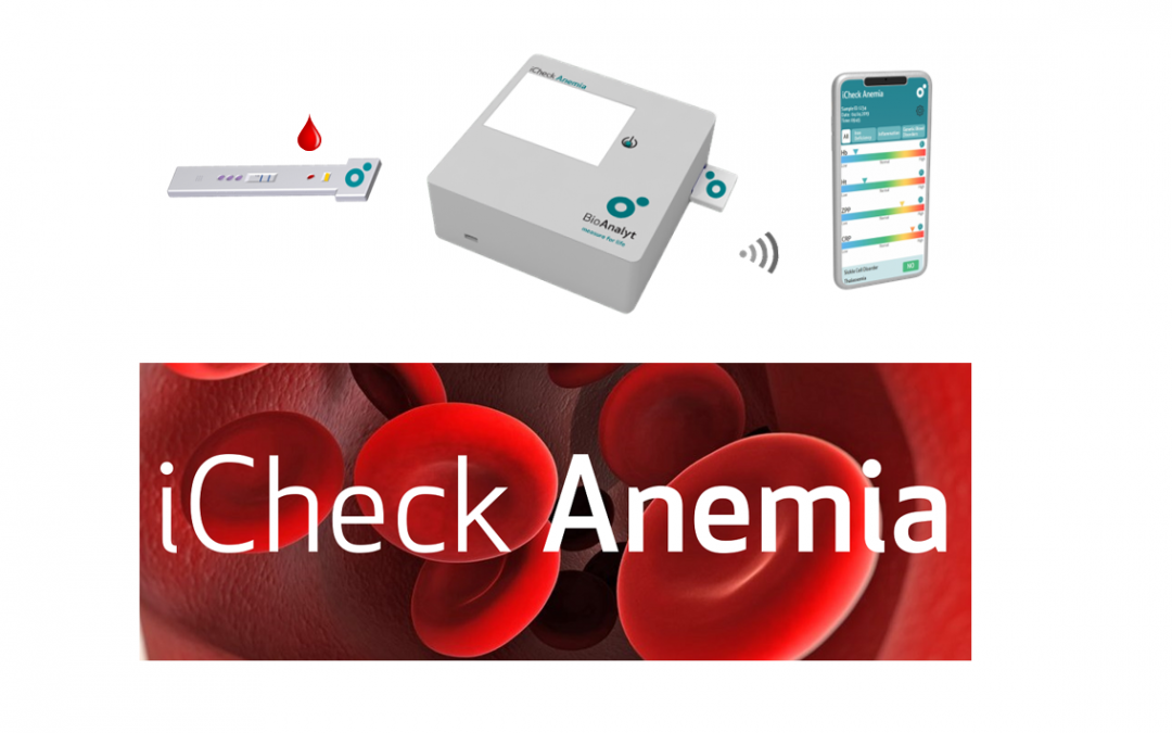 On the Spot Test of Iron-deficiency Anemia with iCheck Anemia
