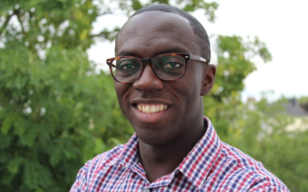 Introducing the BioAnalyt Team – Meet Anthony Acquatey-Mensah