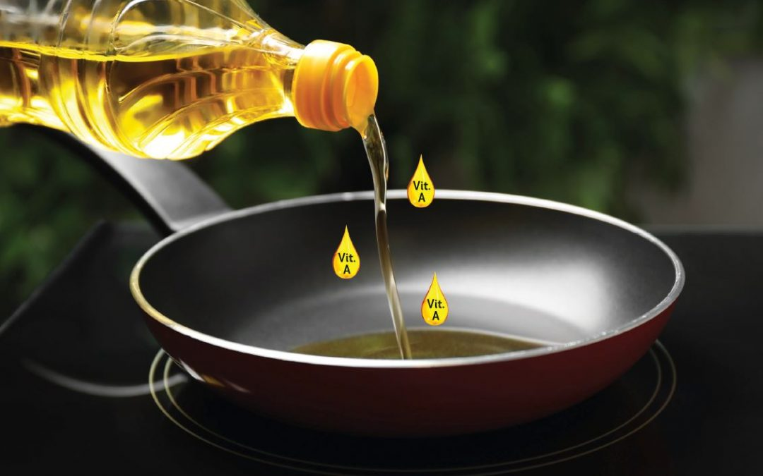 Fortified Edible Oil to Improve Vitamin A Status and iCheck Chroma (3)