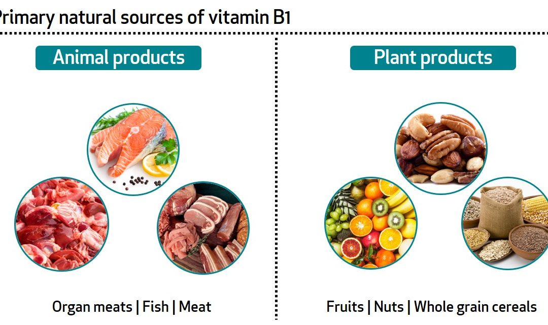 Learn About Your Vitamins and Minerals: Vitamin B1 and Magnesium
